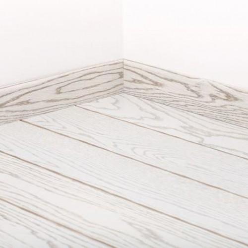 Плинтус ART Вайт Перл - изображение 1