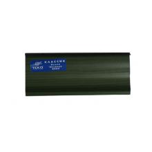 Плинтус напольный Классик Ольха зеленая 2,5м