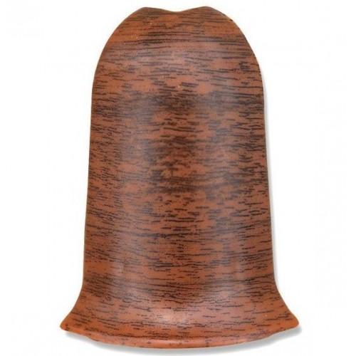 Угол к плинтусу внешний Classic Орех темный - изображение 1