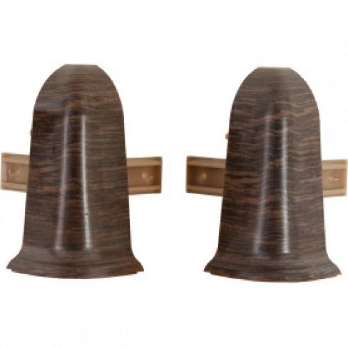 Угол к плинтусу внешний Стандарт Венге - изображение 1