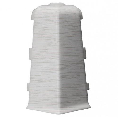 Угол к плинтусу внешний Стандарт каштан жирона - изображение 1
