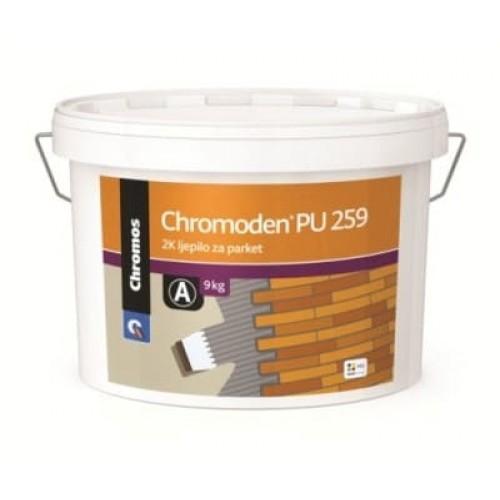 Двухкомпонентный полиуретановый клей CHROMODEN PU 259, компонент A, 13 кг - изображение 1