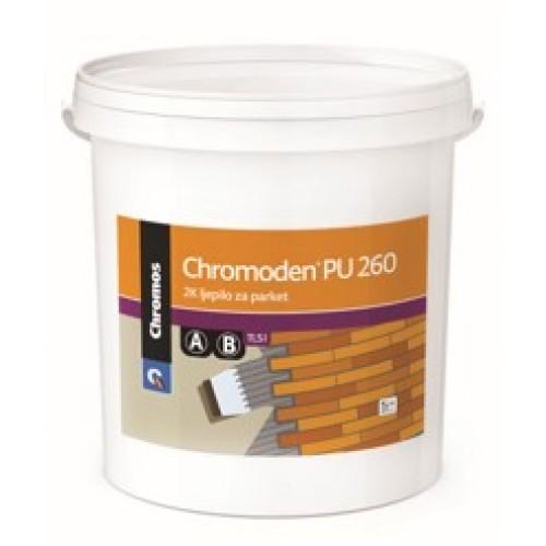 Двухкомпонентный полиуретановый клей CHROMODEN PU 260 11,5 KG - изображение 1