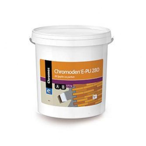 Двухкомпонентный эпоксидно-полиуретановый клей CHROMODEN E-PU 280 9,75 KG - изображение 1