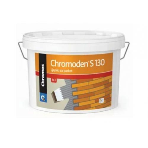Однокомпонентный клей на основе растворителя CHROMODEN S 130,14 кг - изображение 1