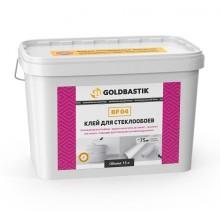 Клей для стеклообоев «GOLDBASTIK BF 04» квадратне відро 15кг.