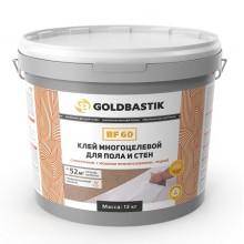 Клей багатоцільовий для підлоги і стін «GOLDBASTIK BF 60» 13кг.