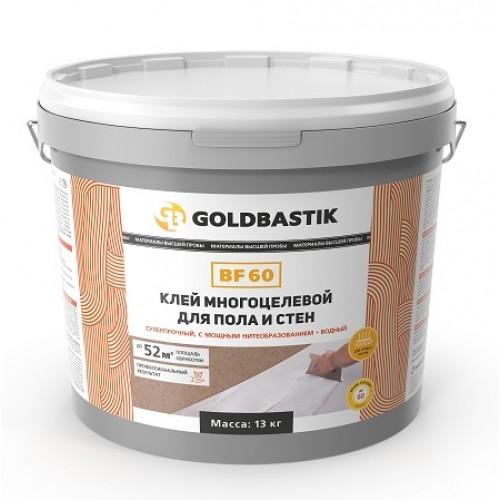 Клей многоцелевой для пола и стен «GOLDBASTIK BF 60» 13кг. - изображение 1
