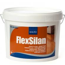 """Клей для еластичного прикріплення Kiilto """"FLEX SILAN""""  16.5 кг"""