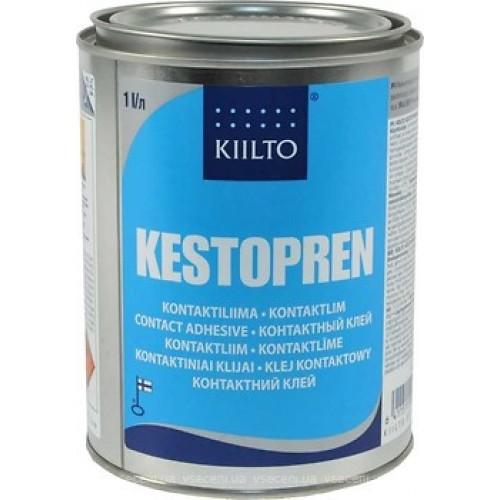 Контактный клей Kiilto Kestopren  1 кг - изображение 1