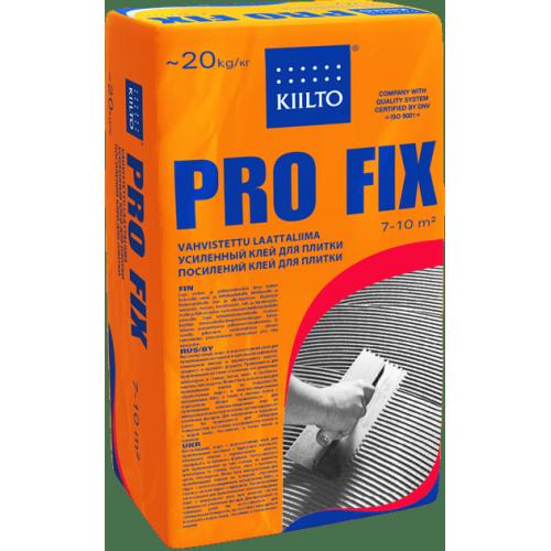 Клей для кафельных плиток Kiilto PRO FIX 20 кг - изображение 1