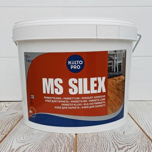 """Однокомпонентный клей Kiilto """"MS SILEX"""" 17 кг - изображение 1"""