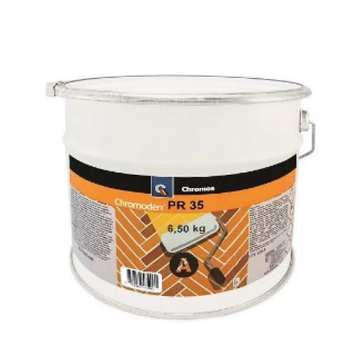 Эпоксидный грунт CHROMODEN PR 35, компонент A 6,5 кг - изображение 1