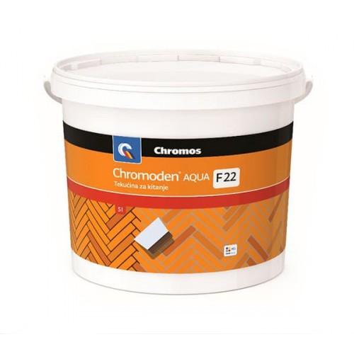 Связующая жидкость на водной основе для приготовления шпатлевки CHROMODEN AQUA F 22 - изображение 1