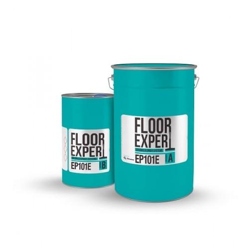 Двухкомпонентная грунтовка FLOOR EXPERT 101 E (компонент А 16,00 кг/компонент В 4,00 кг) - изображение 1