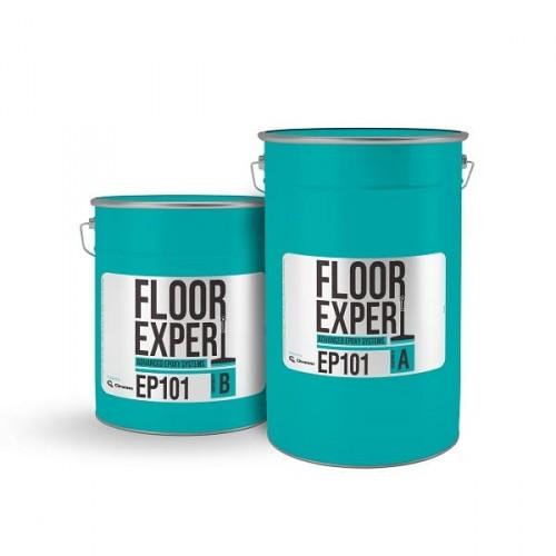 Двухкомпонентная грунтовка FLOOR EXPERT EP 101(компонент А  16,70 кг/компонент В 8,30 кг) - изображение 1