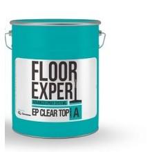 Двохкомпонентна епоксидна смола FLOOR EXPERT EP CLEAR TOP компонент A 6.67 кг