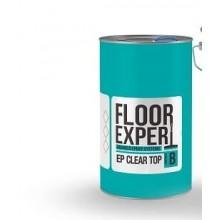 Двохкомпонентна епоксидна смола FLOOR EXPERT EP CLEAR TOP компонент B 3.33 кг