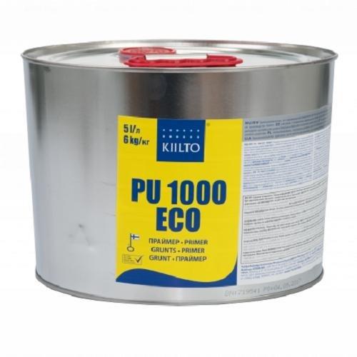 """Грунтовка Kiilto """"PU 1000 ECO"""" + растворитель Thinner7  5 кг+1 кг - изображение 1"""