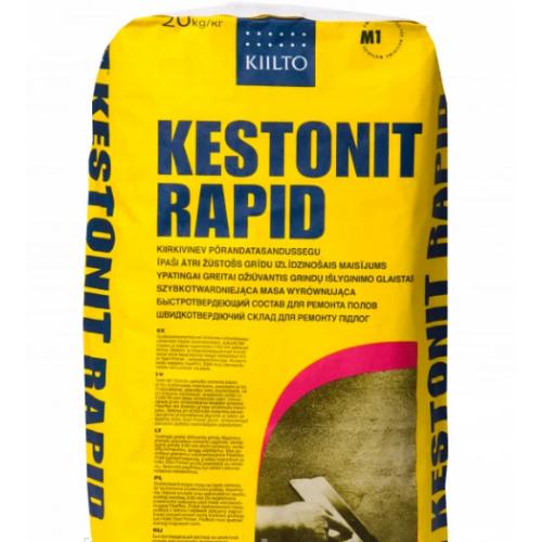 Ремонтная смесь Kiilto Kestonit Rapid 20 кг - изображение 1