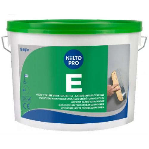 Суперфинишная шпатлевка KIILTO E 16 кг - изображение 1