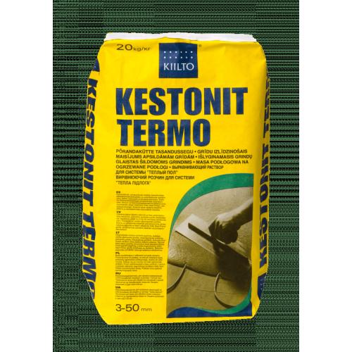 Ровнитель для систем Kiilto Kestonit Termo 20 кг - изображение 1