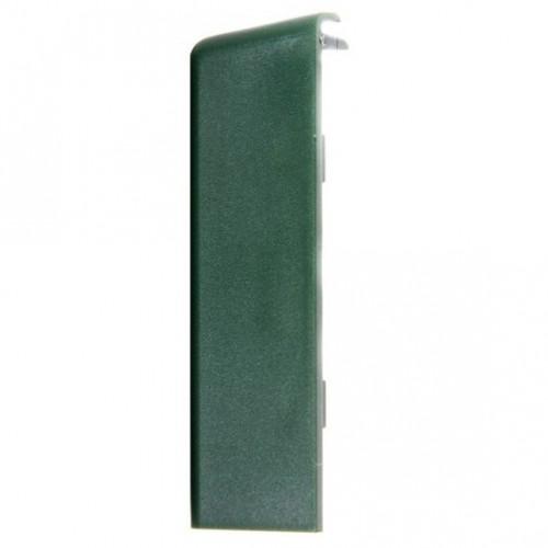 Заглушка к плинтусу Classic правая, ольха зеленая - изображение 1