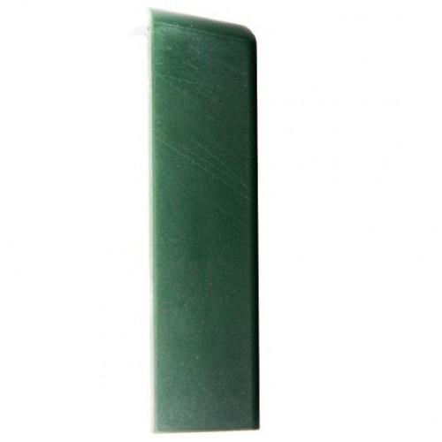 Заглушка к плинтусу Classic левая, ольха зеленая - изображение 1