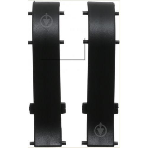 Соединитель ТИС 062 черный - изображение 1