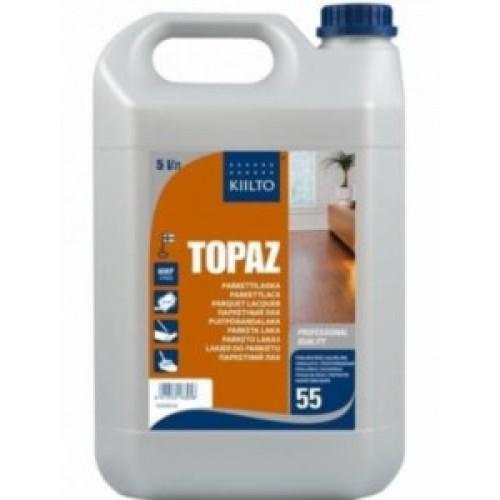 Однокомпонентный паркетный лак Kiilto TOPAZ 5 кг  - изображение 1