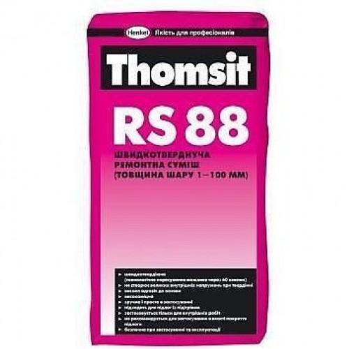 Ремонтная смесь Thomsit RS 88, 25кг - изображение 1